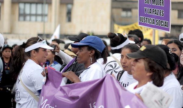 Foto:  Marcha por la paz
