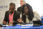 Foto: Reports of Discrimination against People of African Descent in Colombia IACHR. Daniel Cima