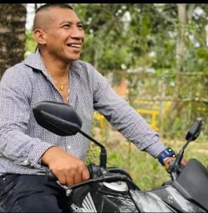 Arnoldo Medina Ulcue. Foto: ECOMUN